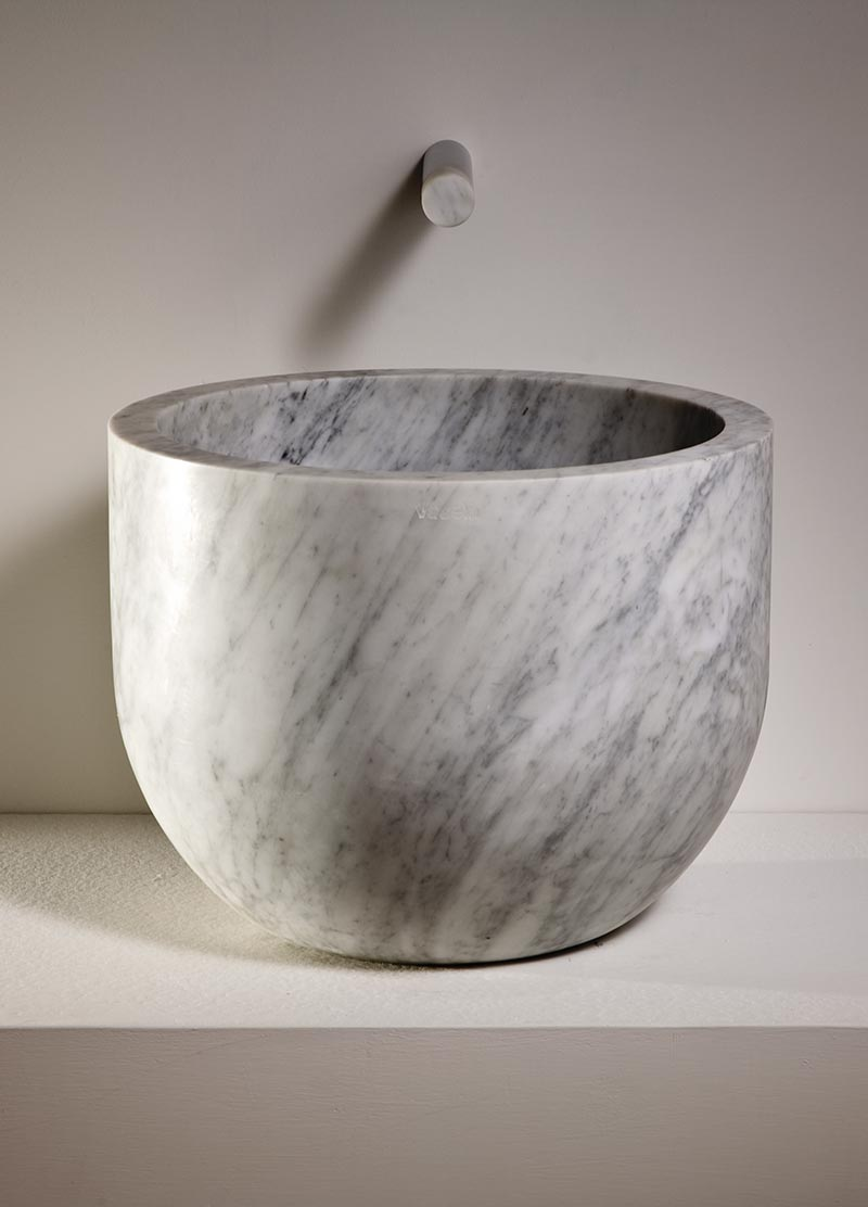 ciota natural stone basin