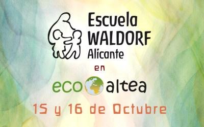 Waldorf Alicante en EcoAltea 2016