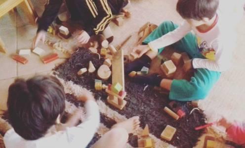 O Ritmo no Jardim de Infância Waldorf