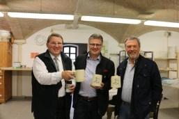 Hans-Peter, Thomas Kerscher, Hansi Kraus