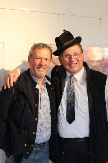 Hansi & Hans-Peter, zwei echte Lausbuben