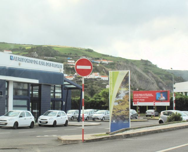 Azoren Flores Airport | Waldspaziergang.org
