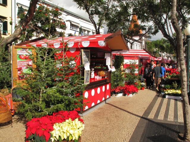 Weihnachtsmarkt in Funchal | Waldspaziergang.org