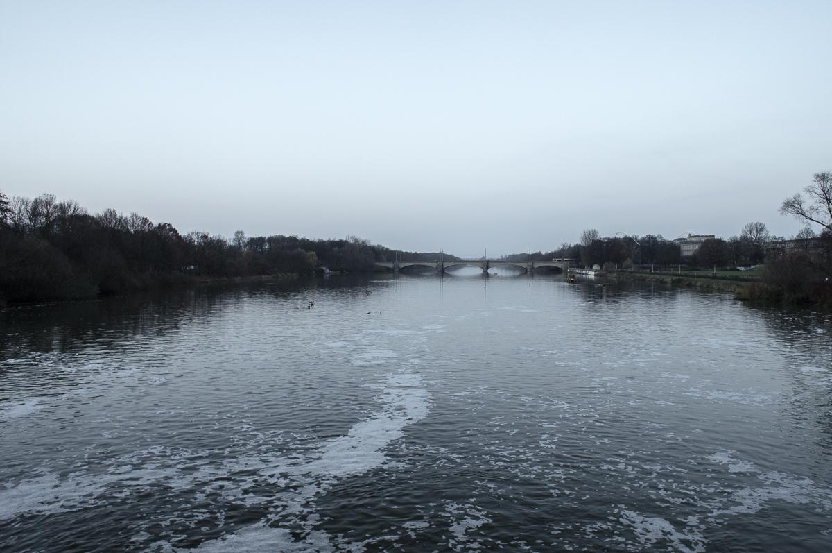 Herbst im Richard-Wagner-Hain