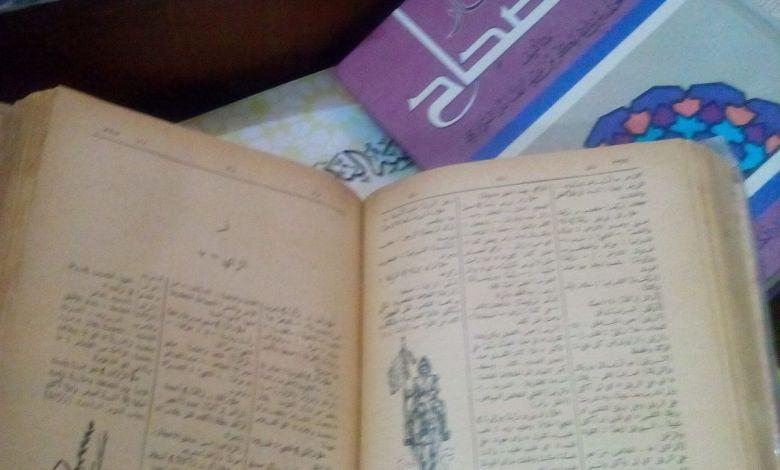 آراء العلماء في اختلاف نسب كتاب العين للخليل بن احمد