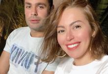 """Photo of لقاء الخميسي تطرد زوجها من البيت بسبب """"فيروس كورونا"""""""