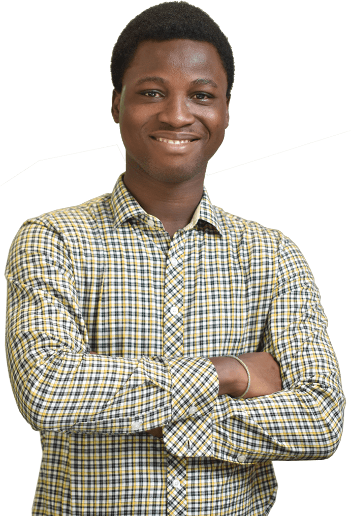 Oyewale Oyelami - Freelance Digital Marketer and Graphics Designer