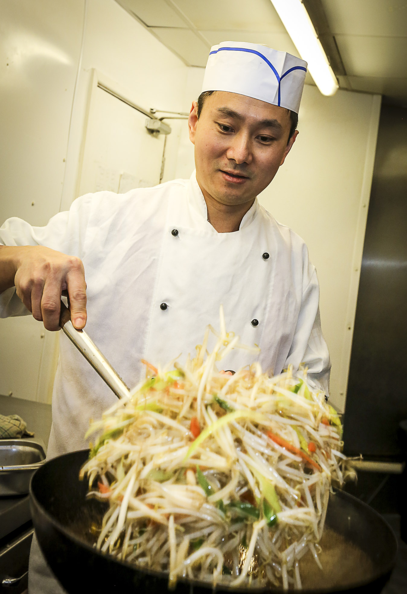 Chef Brings Taste Of Chinese New Year To Wrexham News By