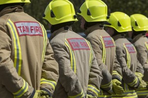 Mid and West Wales Fire and Rescue Service condemn attacks on its firefighters
