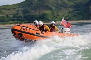 Busy weekend for RNLI lifeboat crews in North Wales