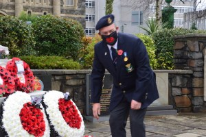 Remembrance Sunday impacted by Covid-19