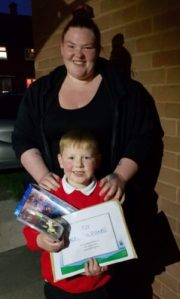 Police repay caring six-year-old's kindness with lockdown surprise
