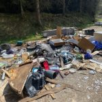 Fly-tipping complaints rise in Swansea