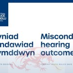 South Wales Police release outcome of misconduct hearing