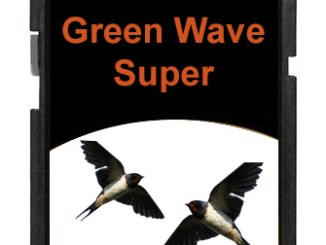 suara walet green wave super