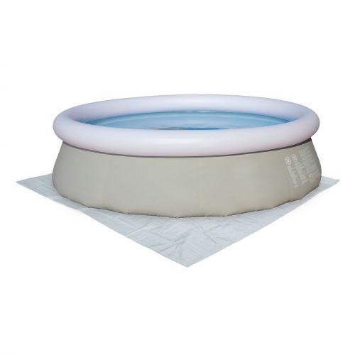 tapis de sol pour piscine 330x330cm