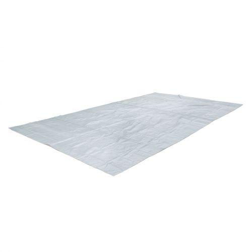tapis de sol gris 472 x 265 cm pour piscine