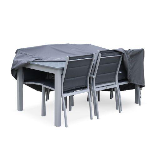housse de protection pour tables de jardin chicago orlando bergamo