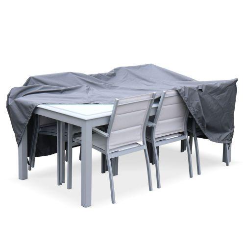 housse de protection pour tables de jardin philadelphia capua