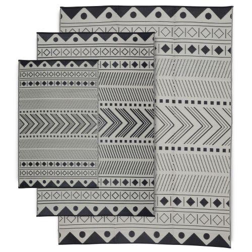 tapis d exterieur motif ethnique bamako