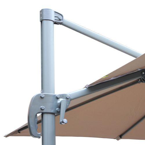 parasol deporte rectangulaire 2x3m biscarosse