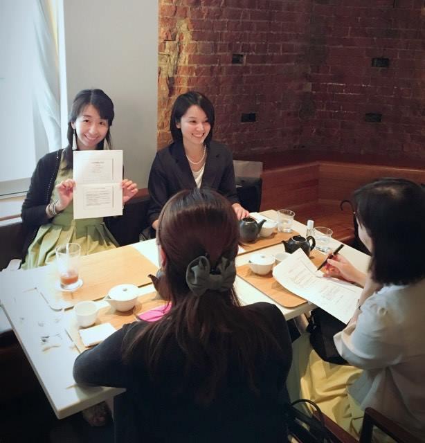 【開催報告】お母さんのための中学受験お茶会・6月