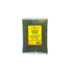 ANETH ENTIER 50G