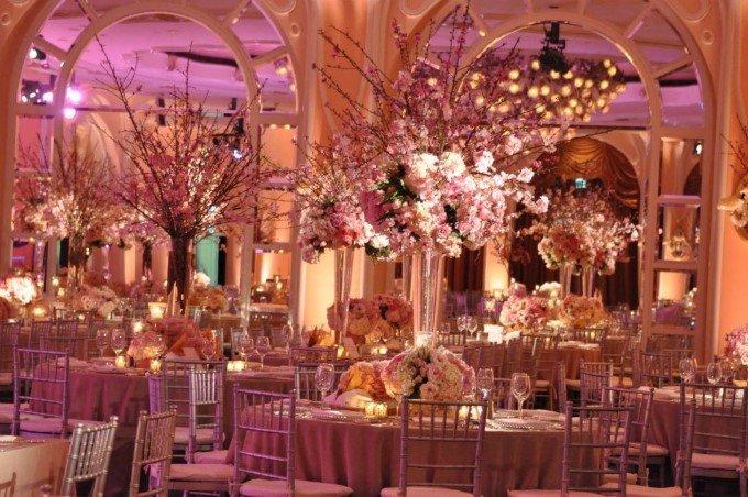 Dekorasi Pernikahan Cherry-Blossom-Decorations-For-A-Wedding Pict