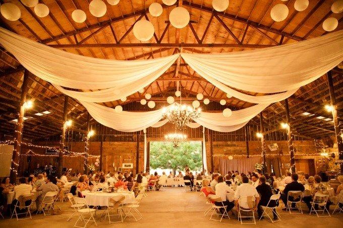 Dekorasi Pernikahan Rustic Wedding Pict