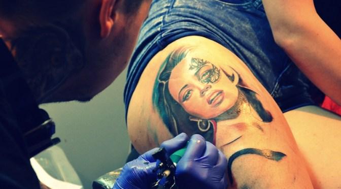 Cropp Tattoo Konwent 2014