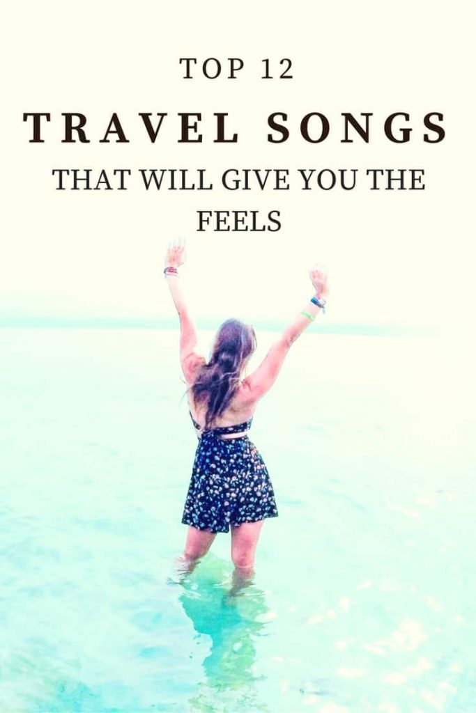 Top 12 Travel songs