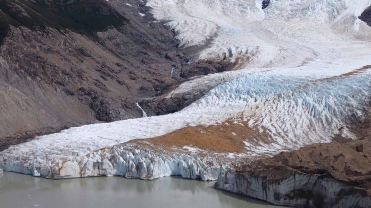 grande glacier el chalten hike argentina