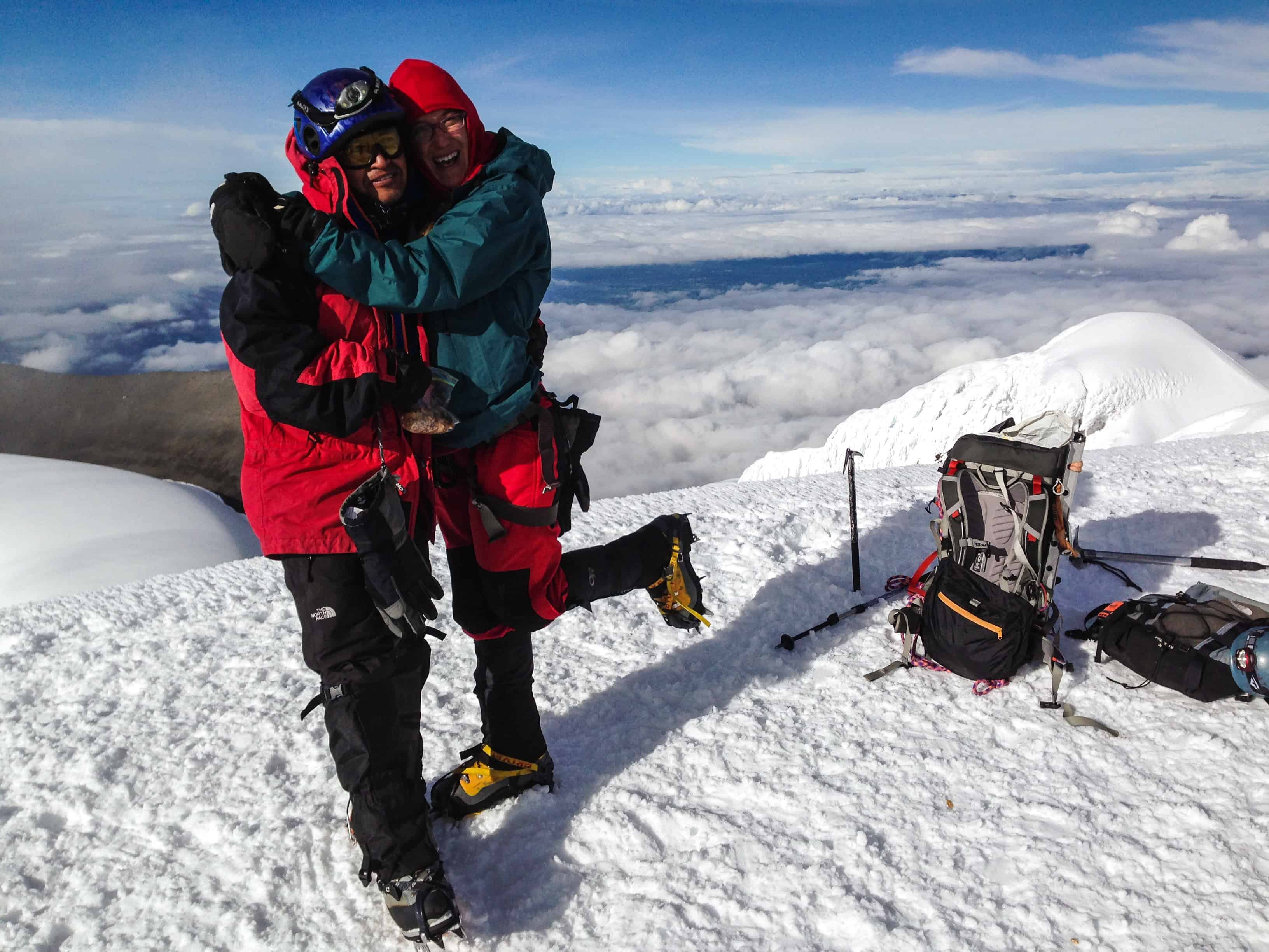 1979886710232 Climbing Cotopaxi  Summiting one of the world s highest Volcanoes ...