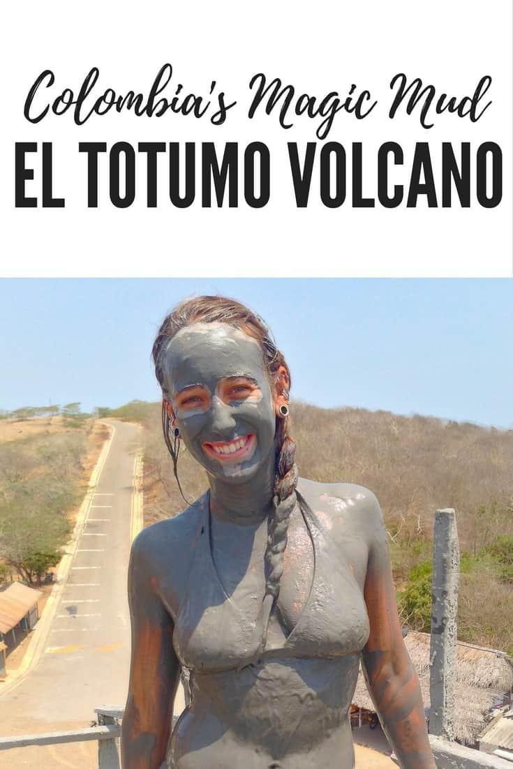 el totumo volcano pin