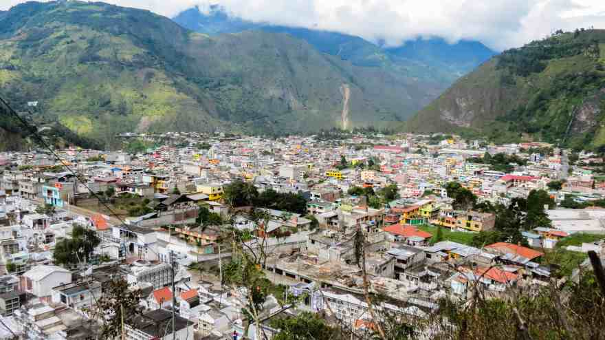 9 things to do in banos ecuador