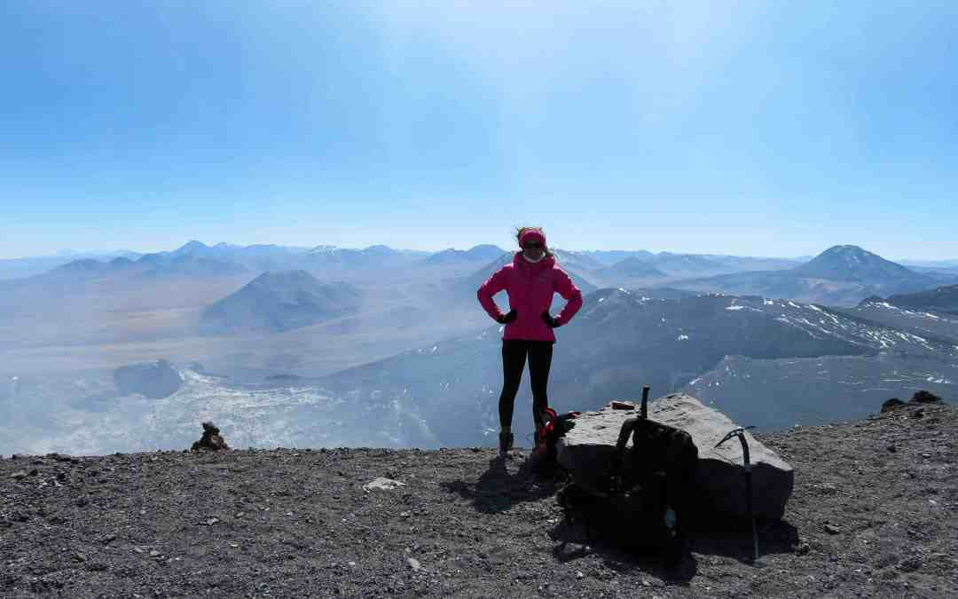 Stranded in the Desert: Climbing Lascar Volcano