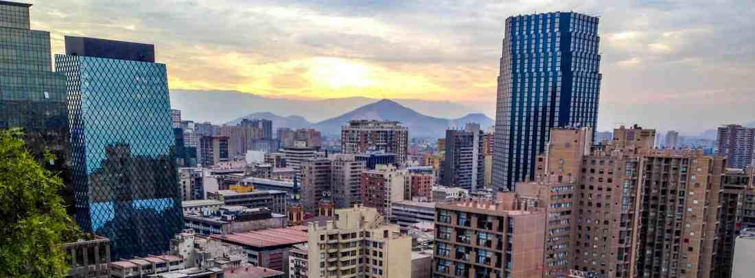 Santiago cityscape