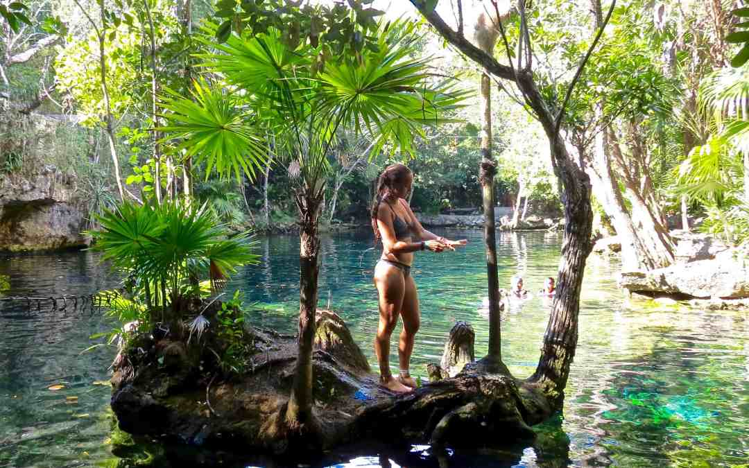 7 Best Cenotes near Playa del Carmen to visit
