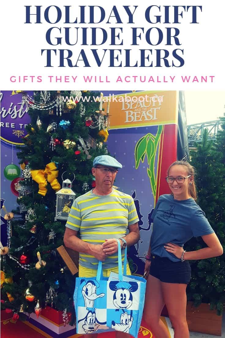 holiday gift guide for traveler