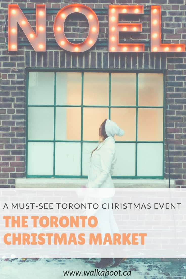 Best christmas markets ontario has to offer