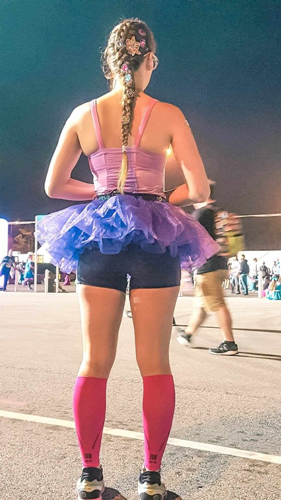 princess half marathon enchanted 10km start