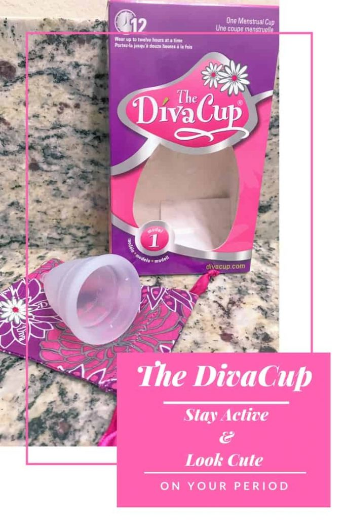 #divadifference #trythedivacup pinterest tutorial