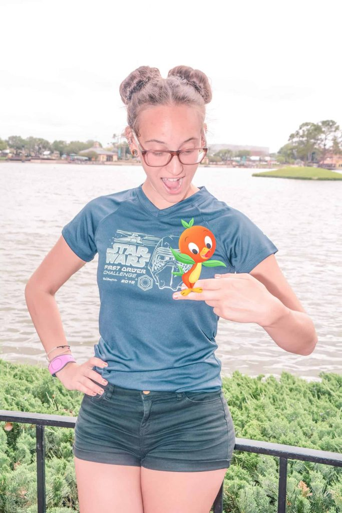 Having run with epcot photopass spots in the morning as part of tips to enjoy Epcot