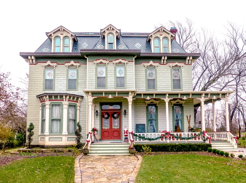 amherstburg holiday house tour featured home