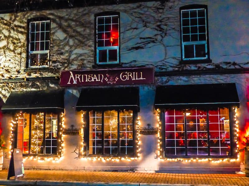 sophisticated restaurants in windsor ontario