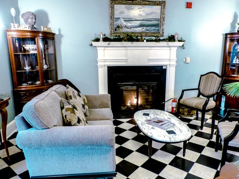 St. Annes Spa Lounge