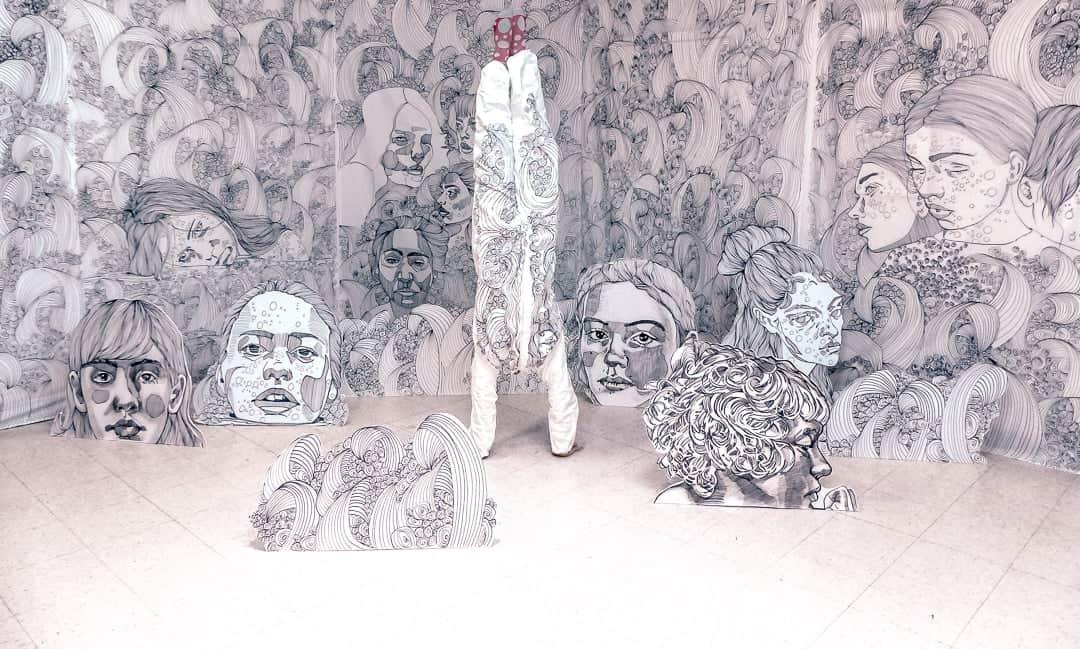 Interactive Art Installation St. Thomas