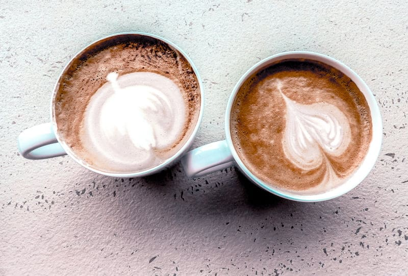 Latte's at Streamliners Espresso