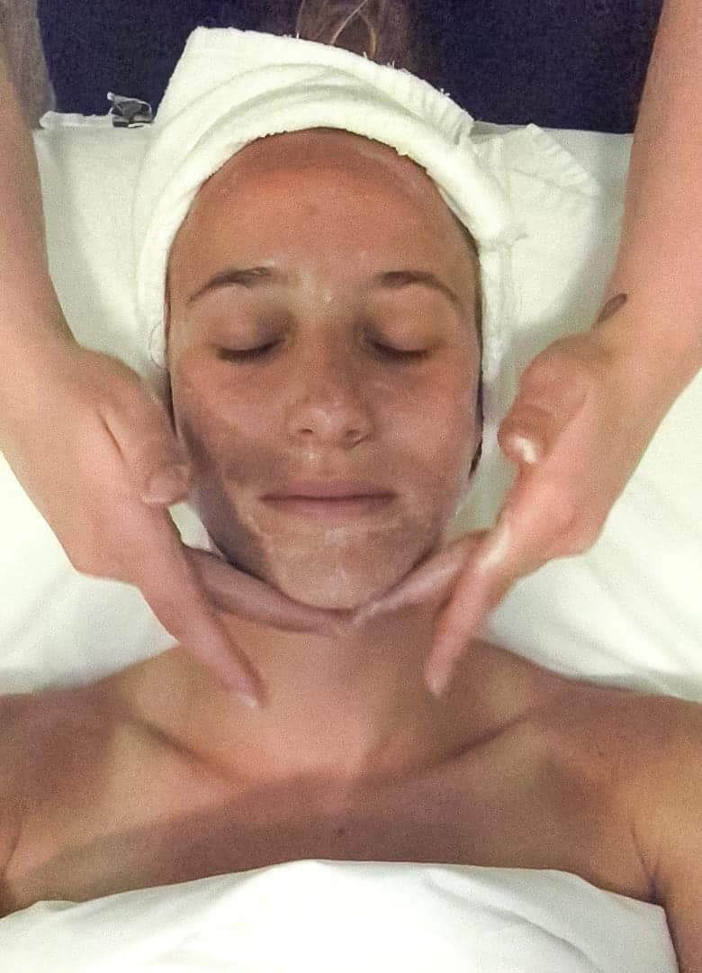 Balancing Facial at Elm Hurst Inn and Spa