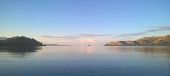 Viani Bay bis Savusavu